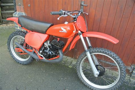 honda cr 125 m elsinore 1976 twinshock claasic bike very