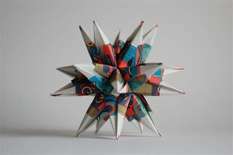 How To Make A Paper Moravian - origami moravian ho ho ho ideas