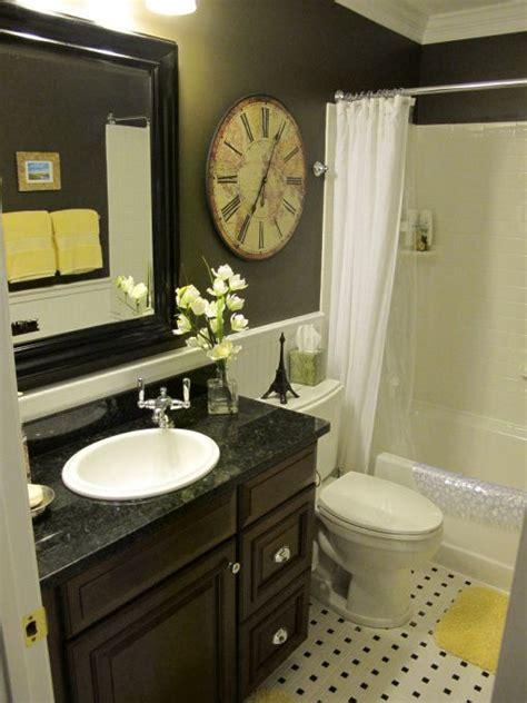 small full bathroom
