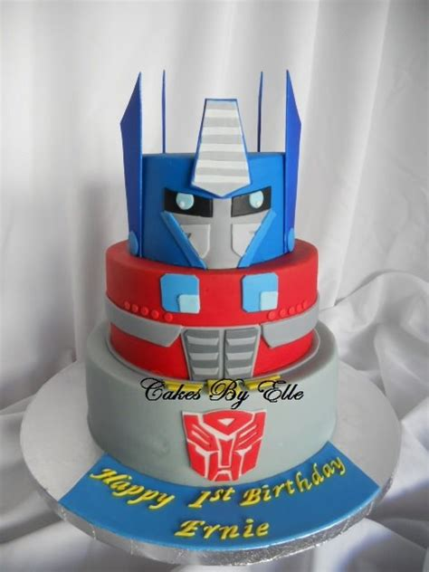 Home Decorating Ideas For Birthday Party by Top Transformers Cakes Cakecentral Com