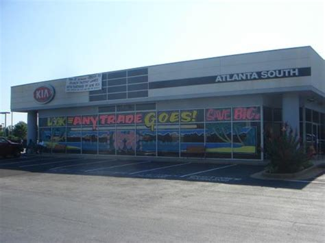 Kia Of South Atlanta Kia Atlanta South Morrow Ga 30260 2949 Car Dealership