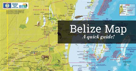 belize the official travel guide books belize map map of belize belize travel guide