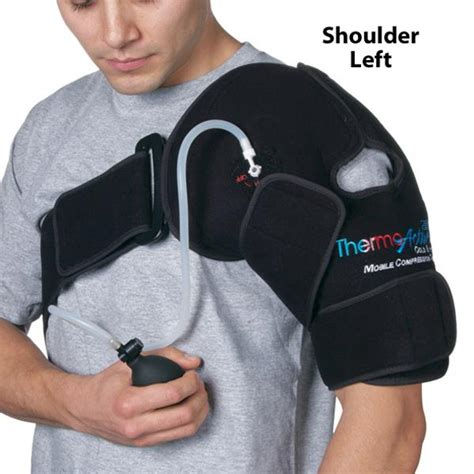 frozen shoulder hot compress thermoactive cold and hot mobile compression therapy
