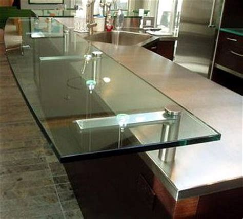 glass bar tops 17 best images about countertop glass on pinterest custom countertops glasses and