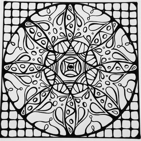 mandala coloring book tips 90 best images about zendala on circles