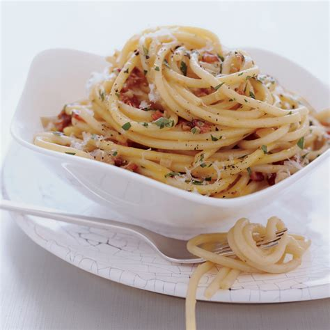 bucatini carbonara recipe linton hopkins food wine