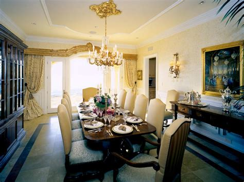 hgtv dining room designs 8 elegant victorian style dining room designs hgtv