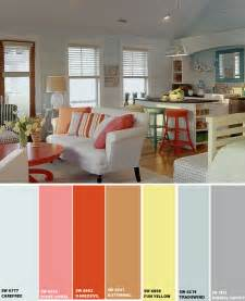 color palette for home interiors beach house color schemes interior joy studio design
