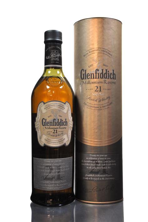 glenfiddich 21 year millennium reserve lot id 1214