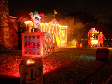 Halloween Tent Decorating Ideas Halloween Decorating Do S And Don Ts The Lone In A