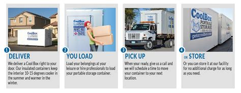storage containers tucson cool box storage tucson portable storage units and services