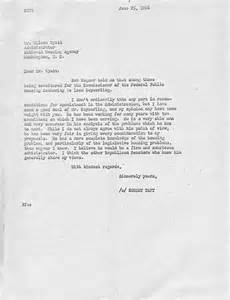 Recommendation Letter For History Student Truman Library June 25 1946 Recommendation Letter For