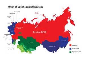 soviet map map of ussr muslim majority ssrs and regions by nahmala
