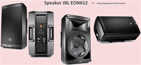 Harga Merk Speaker Terbaik list harga speaker jbl 12 inch dan spesifikasi terbaik