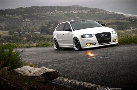 Audi S3 Wagon by White Audi Wagon Slammed Audi Audi Audi