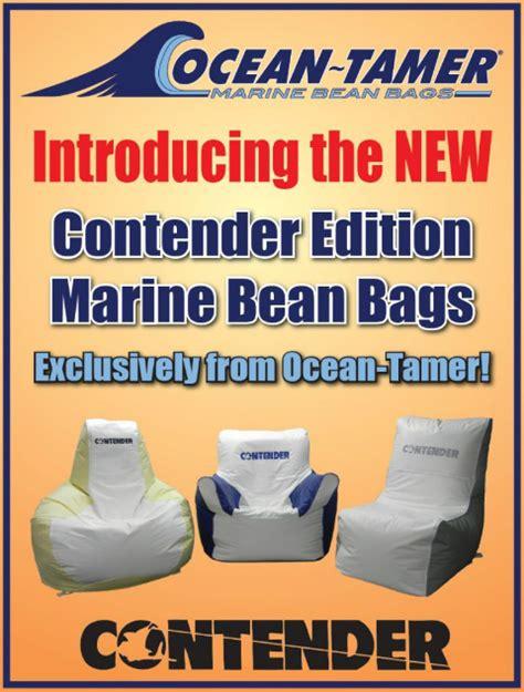 contender boat bean bags tamer marine bean bags miami international boat