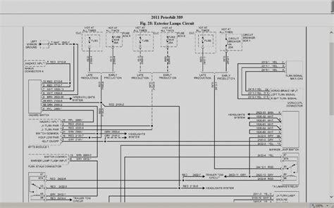 1996 Peterbilt 379 Wiring Diagram Wiring Diagram Database