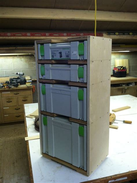 Building Cabinets With Festool by Festool Tools Cabinets And Tool Box On