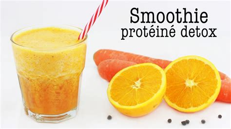 Consumer Reports Detox Shakes by Smoothie Prot 233 In 233 Detox Recette Healthy Facile Rapide
