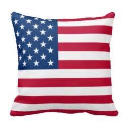 usa flag throw pillow zazzle