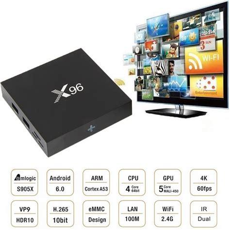 aliexpress x96 x96 android tv box 2gb ram 16gb rom end 2 10 2018 4 15 pm
