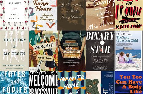 best fiction book the 24 best fiction books of 2015