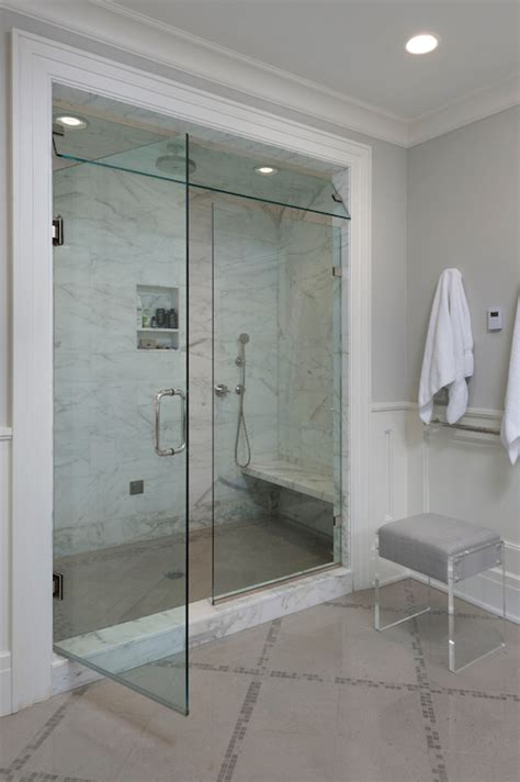 modern floor tile bathroom no grout grey tiles with no grout lines transitional bathroom blue