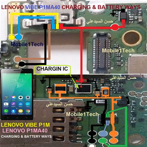 Ui Board Connector Charger Asus Zenfone 4c lenovo vibe p1m usb charging problem solution jumper ways