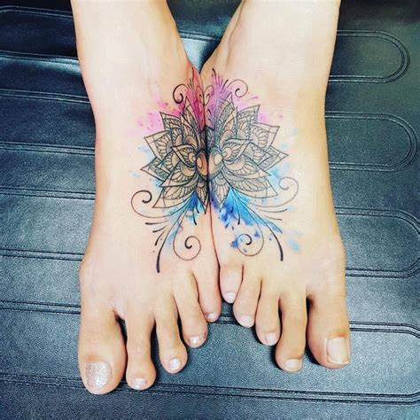 flower sister tattoos my and i a matching lotus flower