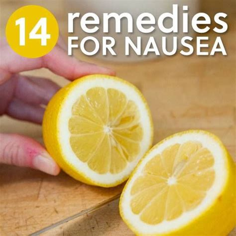 Detox Nausea Remedy by 17 Best Ideas About Upset Stomach Remedy On