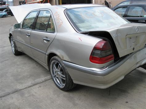 Mercedes C280 Parts by Parting Out 1999 Mercedes C280 100458 Tom S Foreign