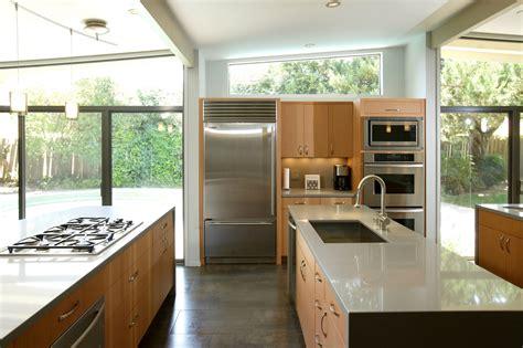 Western Kitchen Design historic eichler renovation san francisco ca kitchen