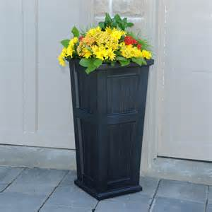 cape cod floor planter flower box deck planter