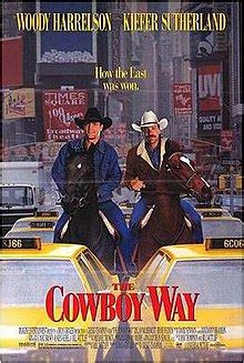 cowboy film soundtracks the cowboy way film wikipedia