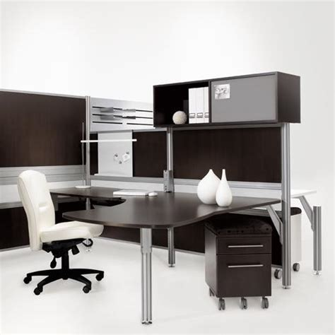 Modular Office Furniture From The Contemporary Office Home Office Furniture Contemporary
