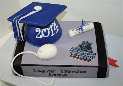 graduation  computer systems major cake    cakes   college graduation