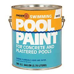 rust oleum 260538 1 gal zinsser swimming pool paint white at thehardwarecity