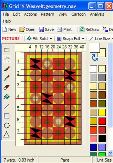 Pattern Grid Program | pattern grid program rug design software roselawnlutheran
