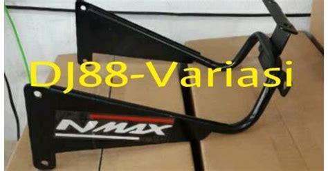6196 Dudukan Plat Nopol Nmax dj88 variasi toko aksesories terlengkap dan terpercaya se