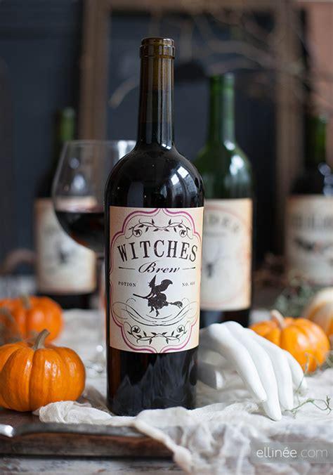 diy les bouteilles d 233 gueux d halloween mais si jolies