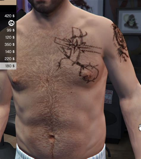 tattoo mafia michael russian mafia s gta5 mods