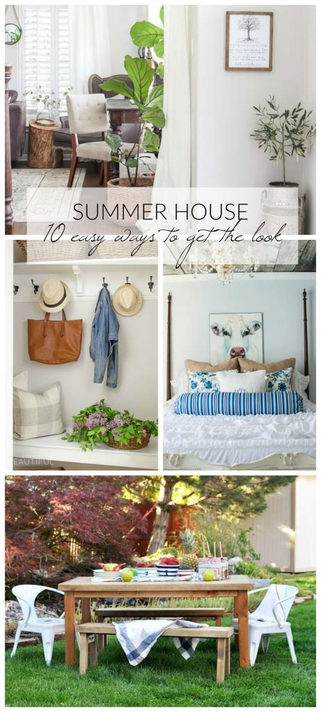 stixx in the city 10 ways to look expensive when you re flat books summer house 10 easy ways to get the look interior design