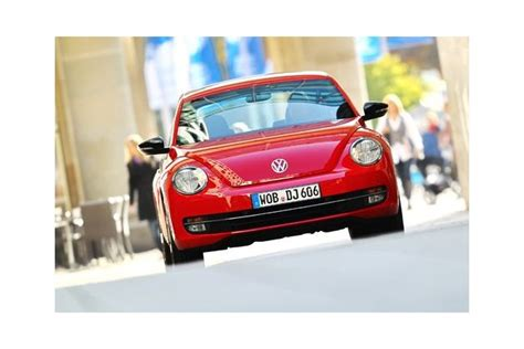 Vw Auto Tauschen by Vw Beetle 2 0 Tsi Im Test Tausche Blumenvase Gegen