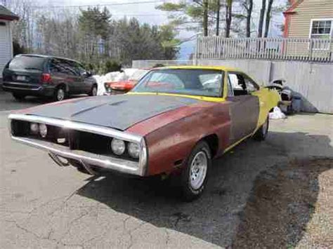 1970 charger project purchase new 1970 dodge charger project or parts car in