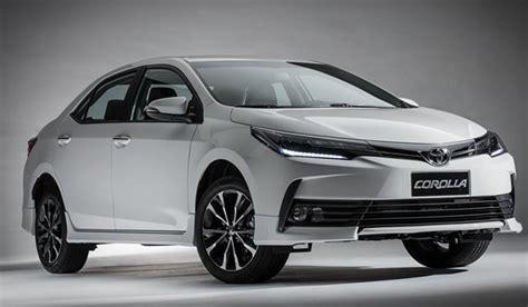 Toyota Corolla Model Price Toyota Corolla Altis 2018 Facelift Model Price In Pakistan