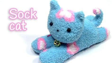 diy socks for cats diy crafts sock cat innova crafts how to make a