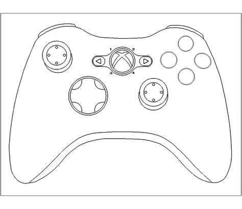 xbox 360 printable coloring pages video game coloring pages coloringsuite com