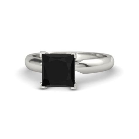 17 best ideas about onyx engagement ring on