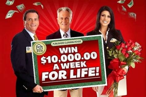 Pch 10000 A Week - pch com 10 000 a week for life sweepstakes giveaway no