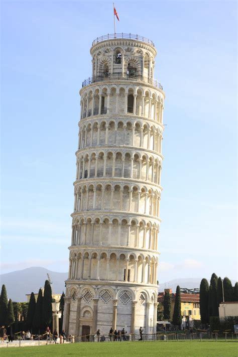 donde esta pisa 191 por qu 233 est 225 inclinada la famosa torre de pisa